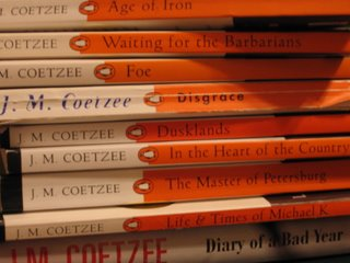 age of iron by j m coetzee essay Dog j m coetzee and the ethics of reading—particularly its chapters on age of iron and the master of petersburg in which the motif of the arrivant, as unanticipatable guest or event, powerfully guides.